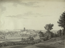 Durham, from Gilligate